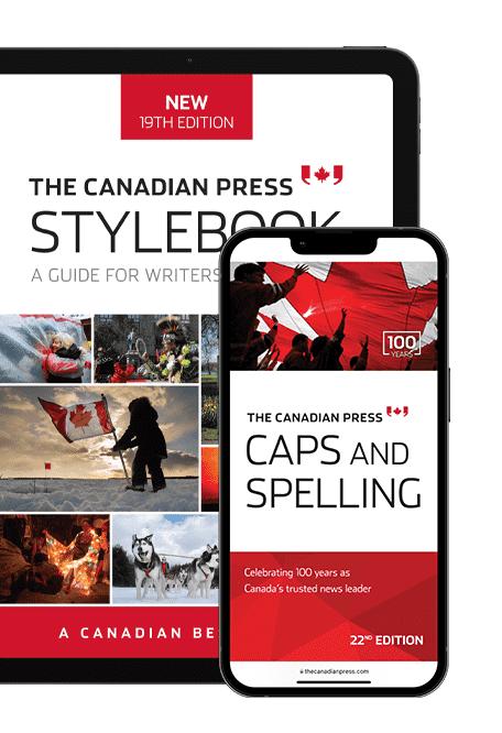 Online Stylebook & Caps and Spelling BundleImage