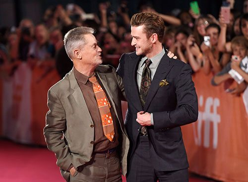 Just Timberlake at TIFF for the premiere of The Tennessee Kids