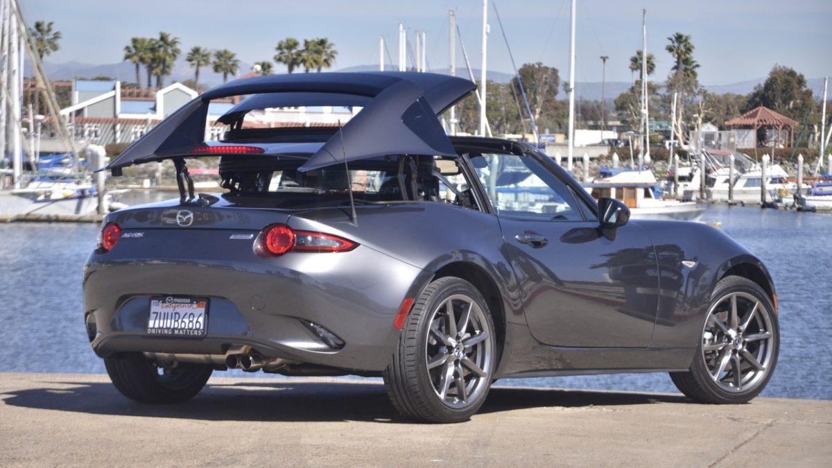 Auto: Mazda