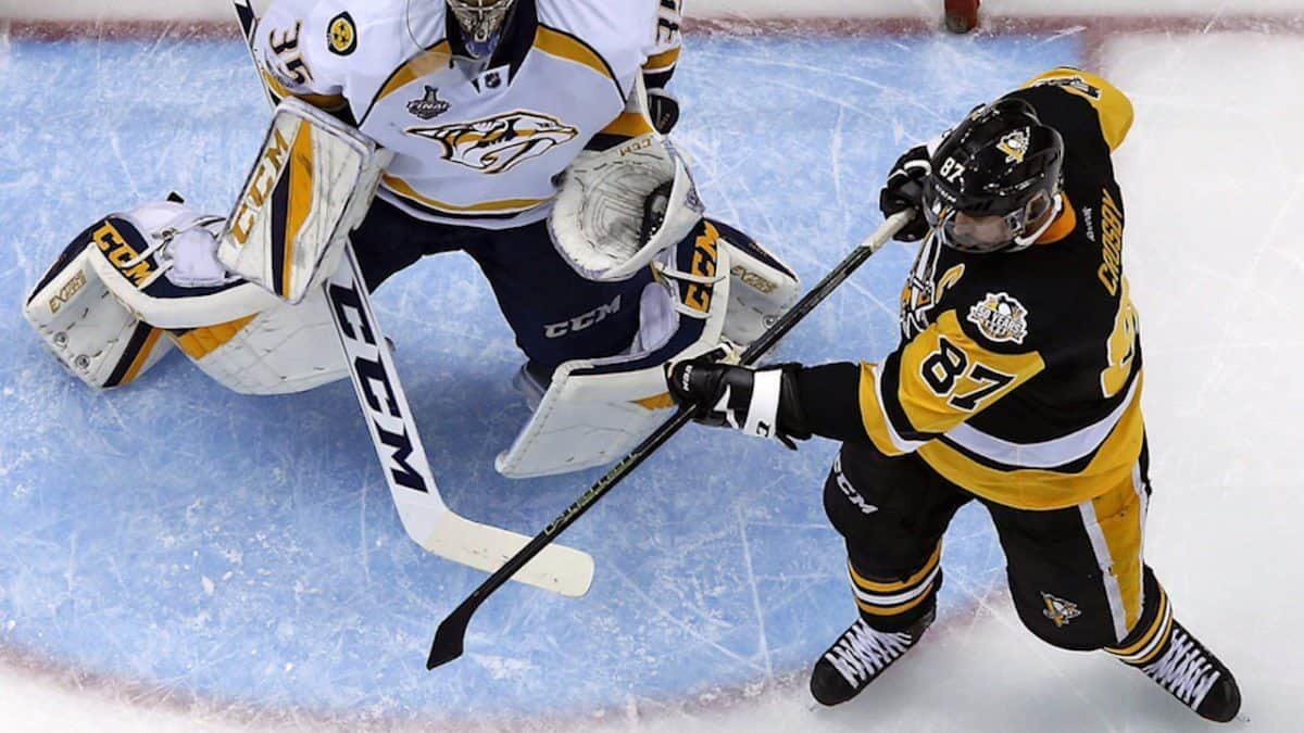 Sports: Sidney Crosby