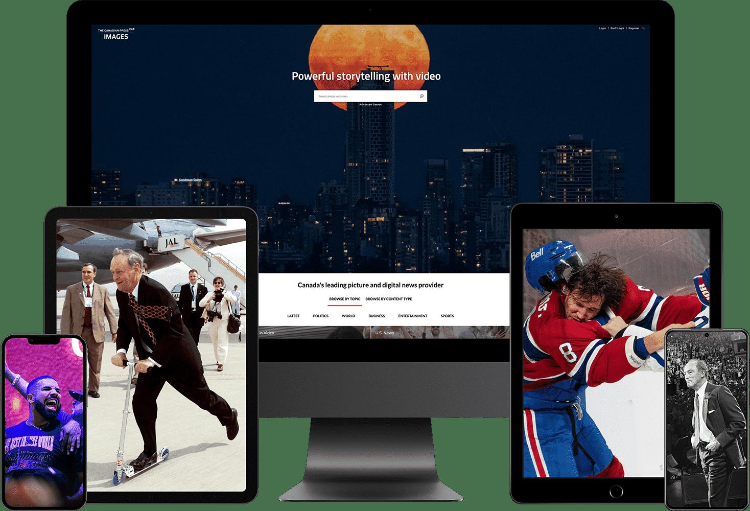 CP Images Platform